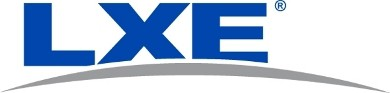 lxe logo