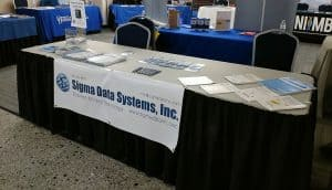 Legislative Brunch and Manufacturing Conference Exhibit Photo